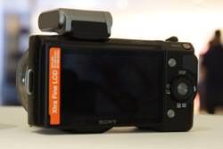 Sony NEX-5 back