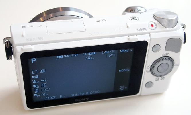 Sony Nex R3 Black And White (2)