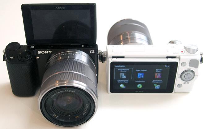 Sony Nex R3 Black And White (6)