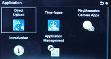 Sony Nex 5r Screenshot 4