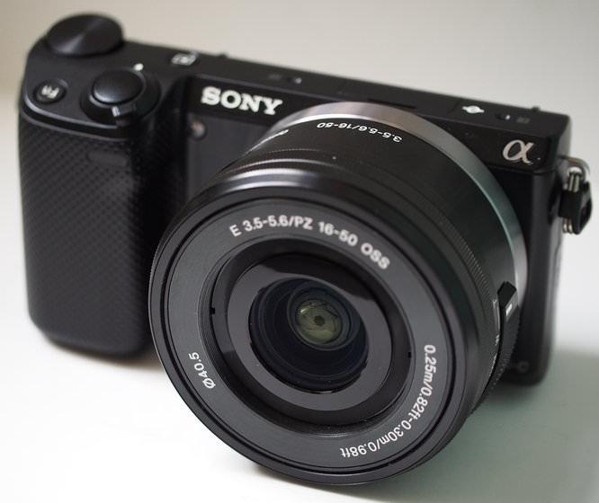 Sony NEX 5T Black (1)