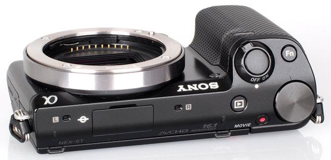 Sony NEX 5T Black (5)