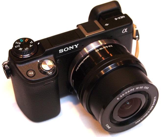 Sony Nex 6 Black (10)