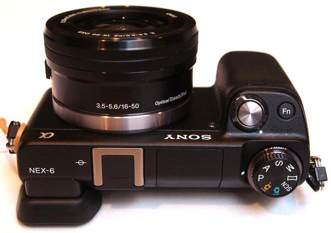 Sony Nex 6 Black (6)