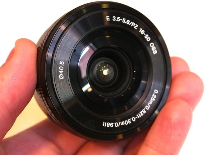 Sony E 16 50mm Lens (2)