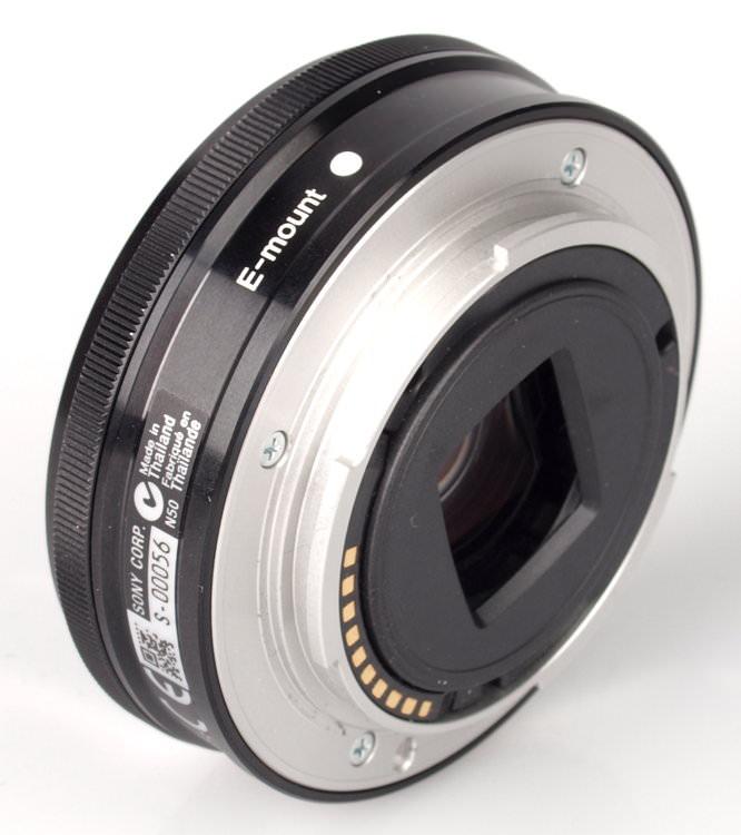 Sony E Mount 20mm F28 (1)