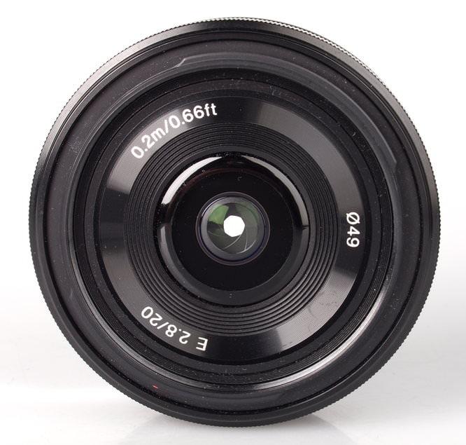Sony E Mount 20mm F28 (3)