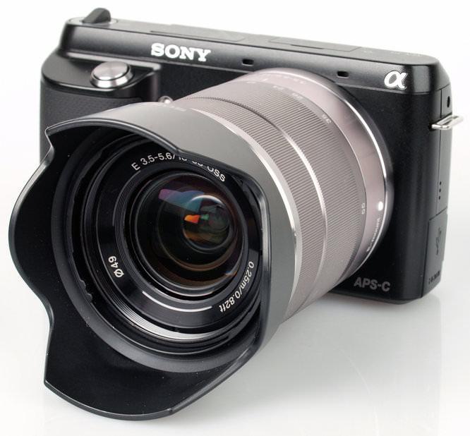Sony Nex F3 Front 4