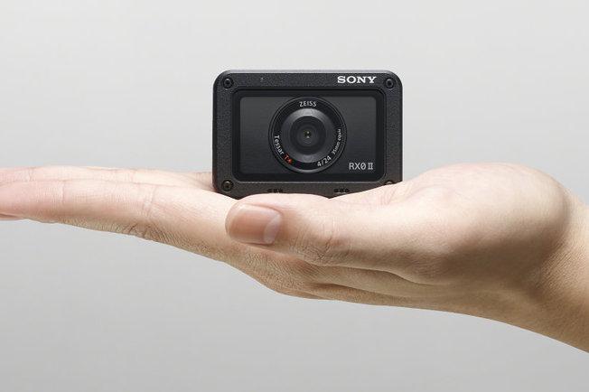 Sony DSC-RX0 II Announced