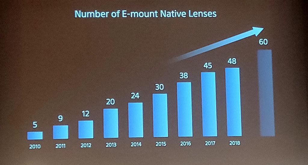 Sony Native E-Mount Lenses