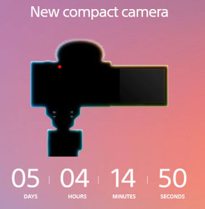 Sony Tease New Compact Camera With Tilting Screen