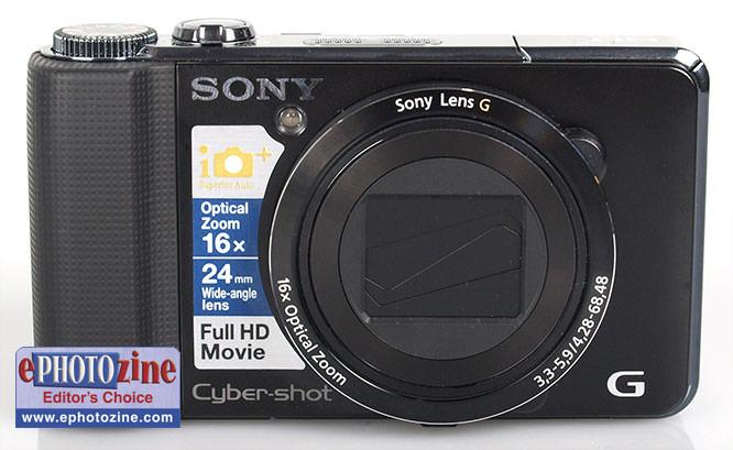 Sony Cybershot HX9v GPS