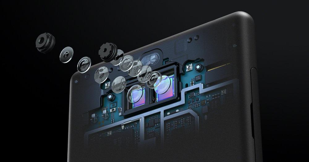 Xperia 10 Plus Black CamXpld ColorBG 250