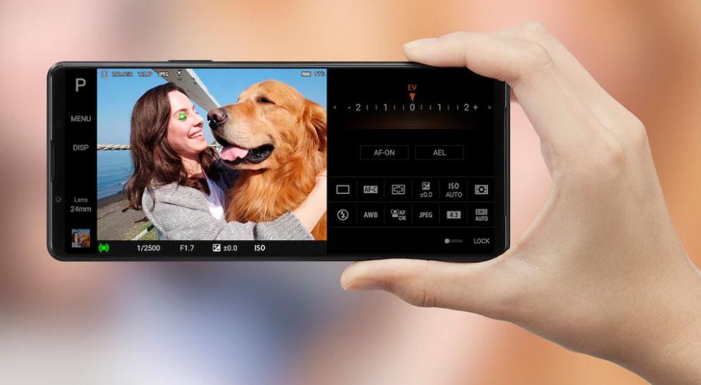 Sony Xperia 1 III Pro Mode