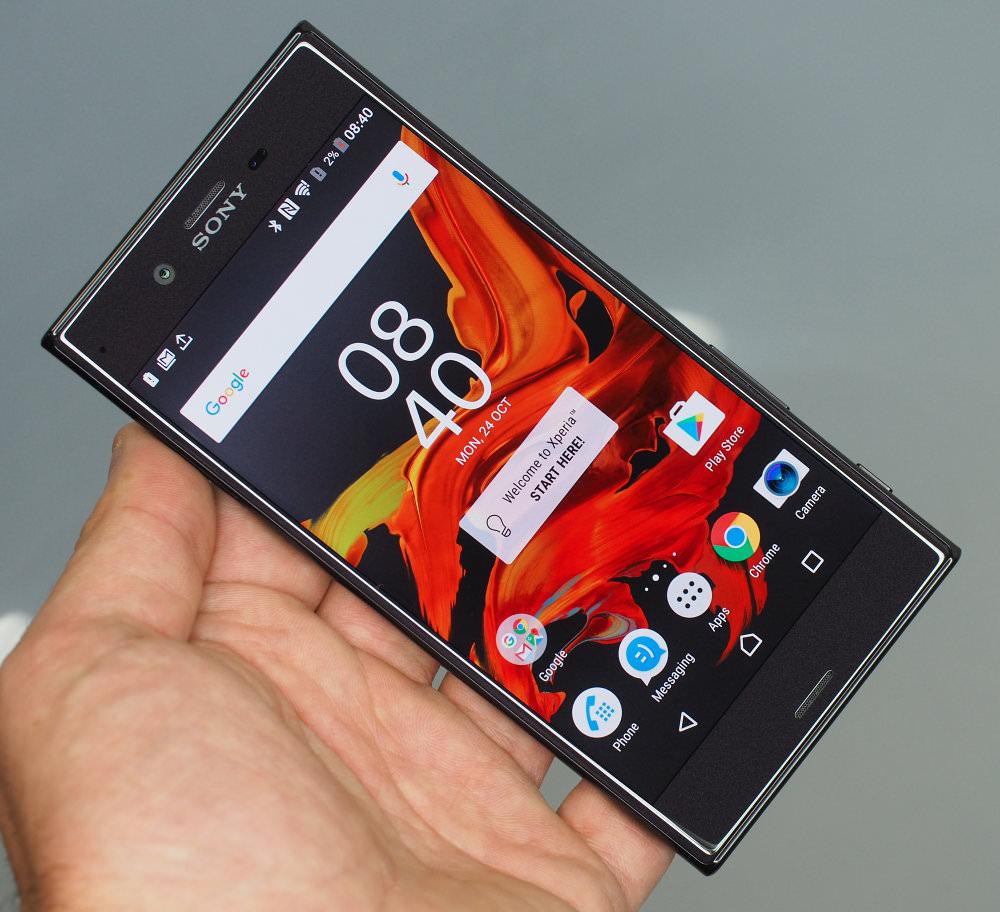 Sony Xperia XZ Black (11)