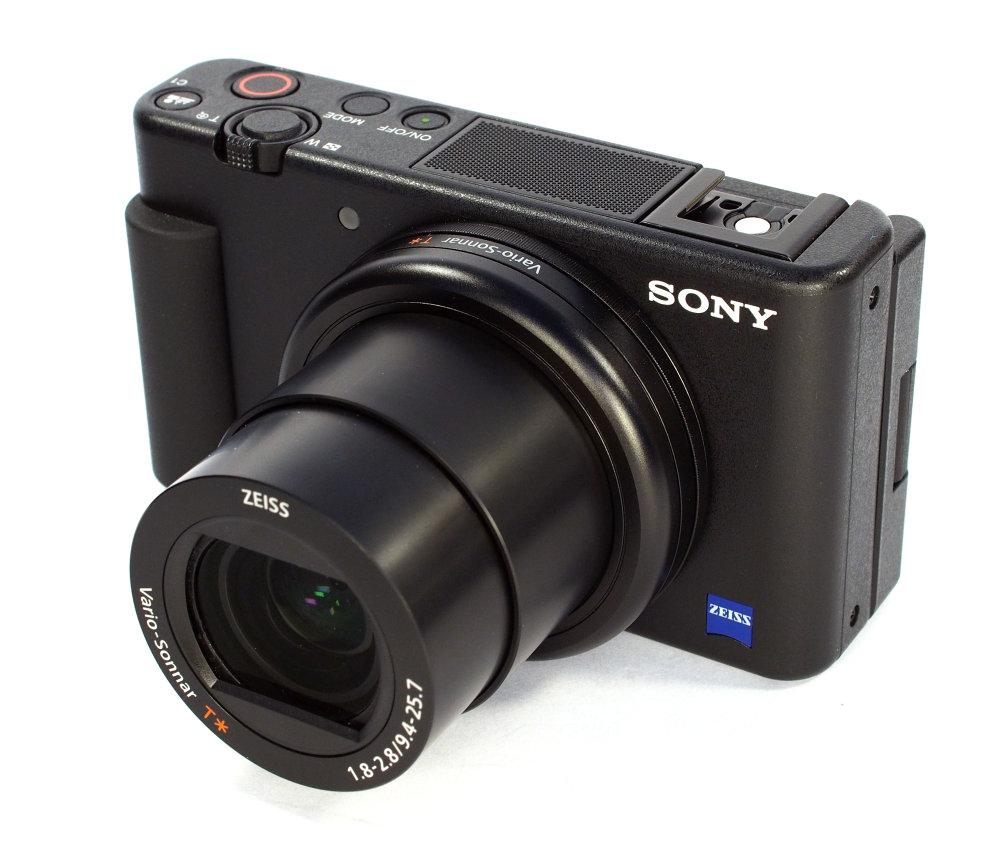 Sony ZV 1 On