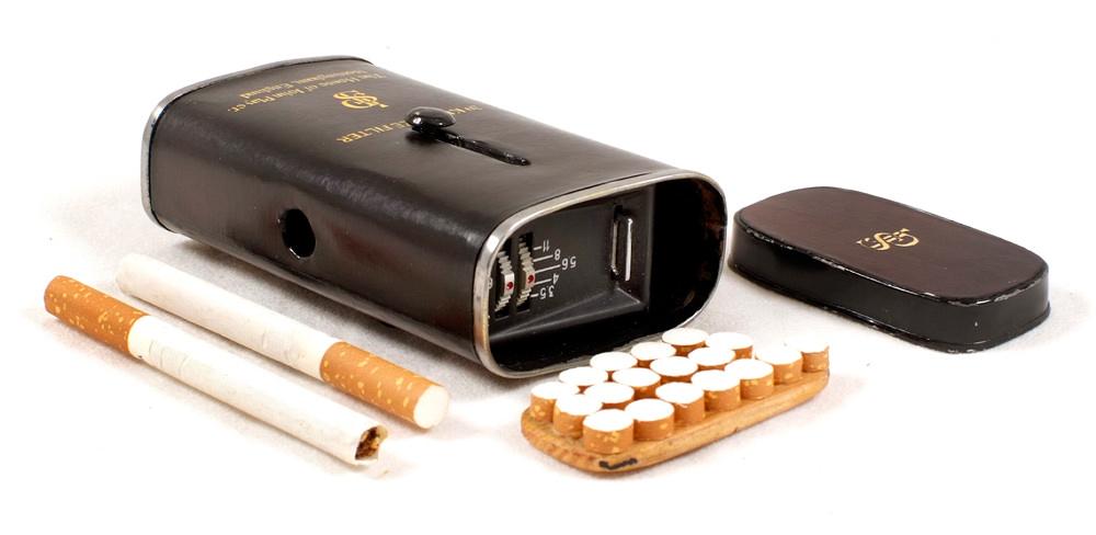 cigarette camera