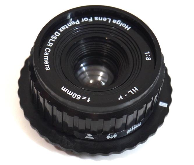Holga P Lens