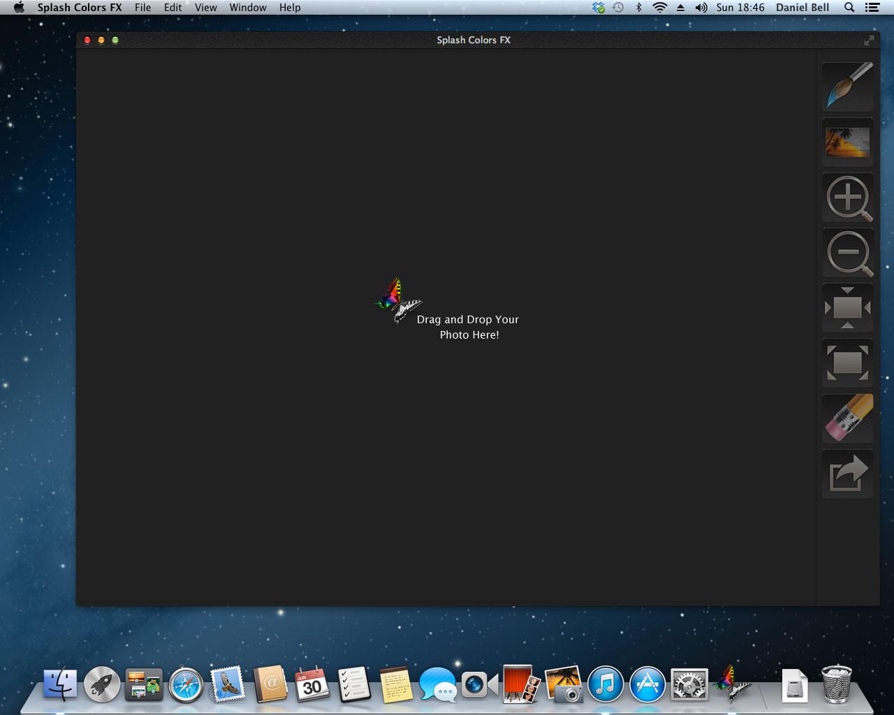 Splash Colors FX Mac App Review | ePHOTOzine