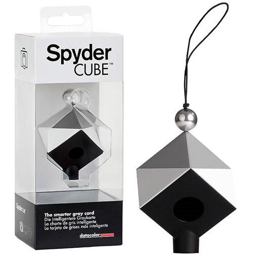 SpyderCube by Datacolor