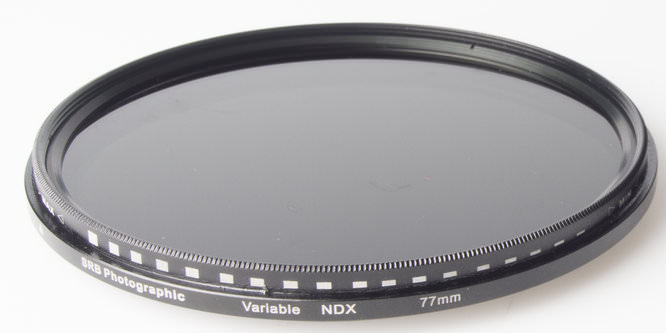 77mm Variable ND