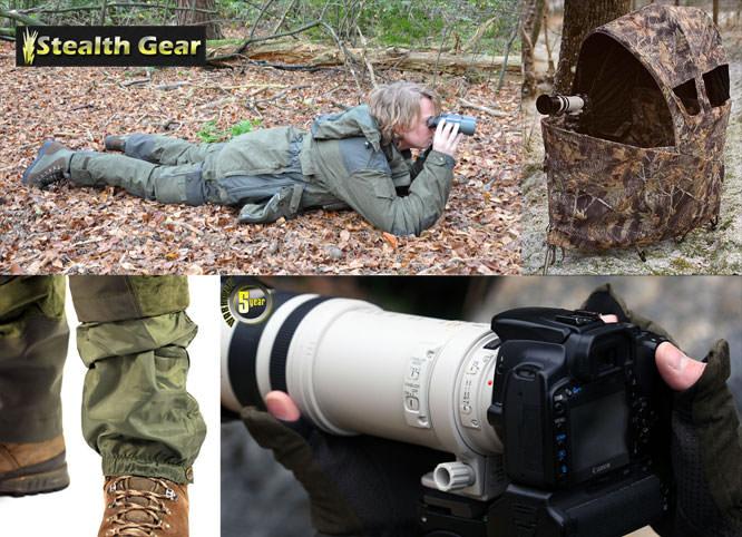 Stealth Gear