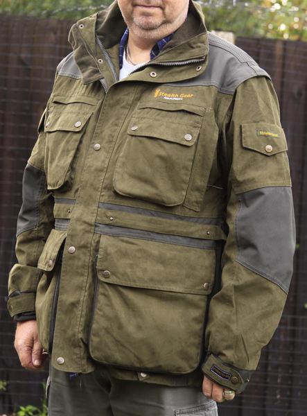 Stealth Gear Jacket