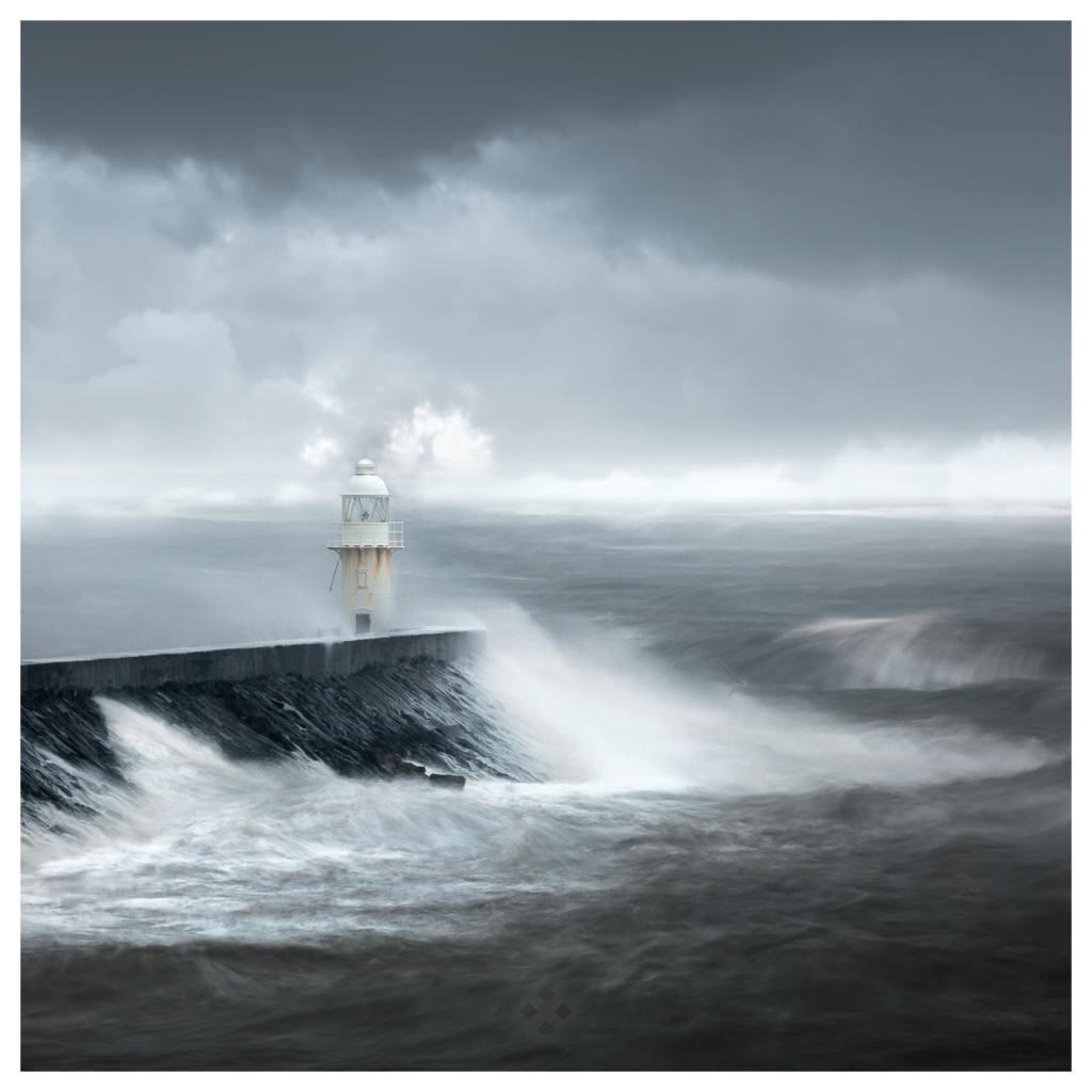 Stormy Lighthouse Image Awarded Photo Of The Week