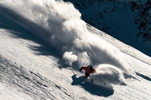 Stunning Snow Sports Photos