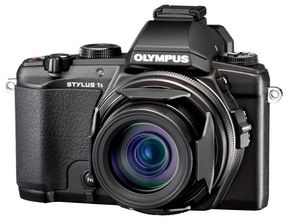 Olympus Stylus 1s Side