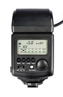 Sunpak 16R Pro Ring Flash rear image