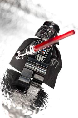 Sunpak 16R Pro Ring Flash Darth Vader