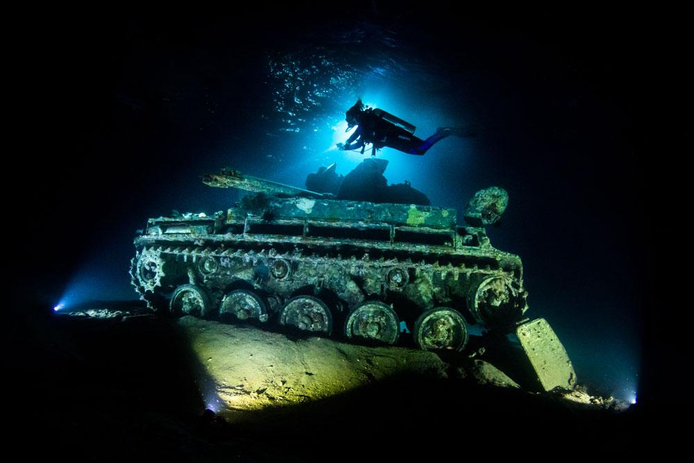 Grant Thomas/UPY 2021 - Reclaimed by the Ocean