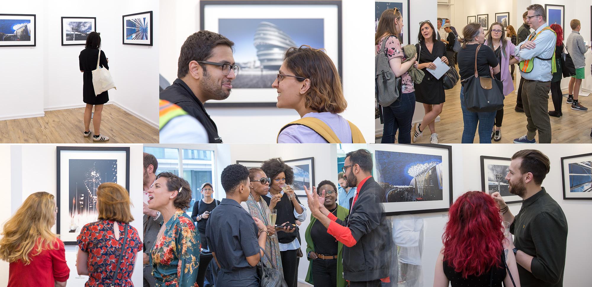 Robert John's exhibition