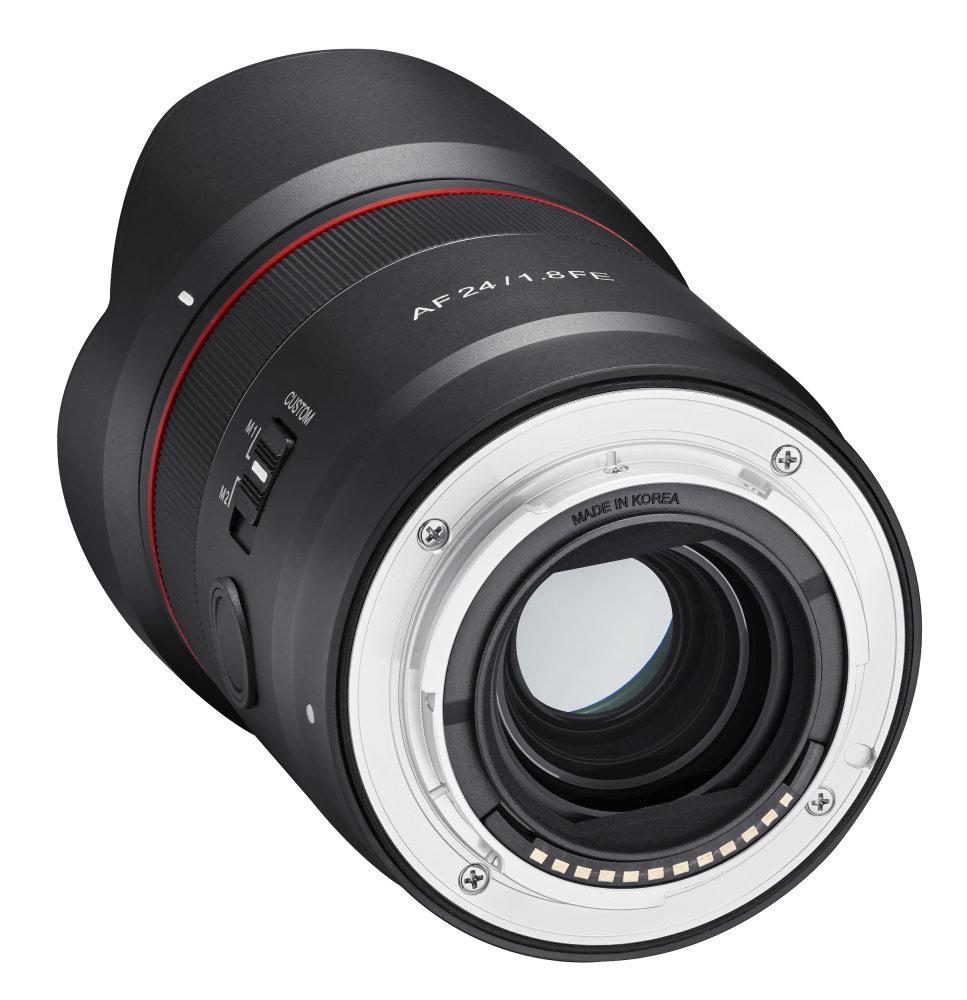 Samyang AF 24mm F1 | 1/160 sec | f/13.0 | 100.0 mm | ISO 100