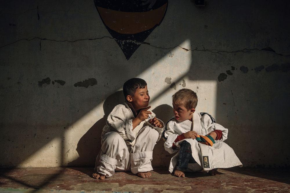 © Anas Alkharboutli, Syrian Arab Republic, Finalist, Professional, Sport, Sony World Photography Awards 2021