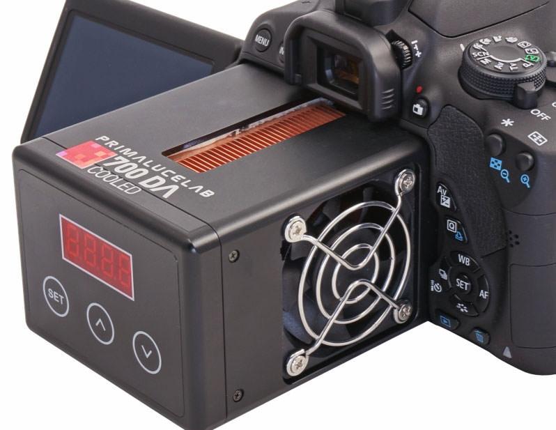 Canon 700da Astro Modified Cooled Dslr Body Ephotozine