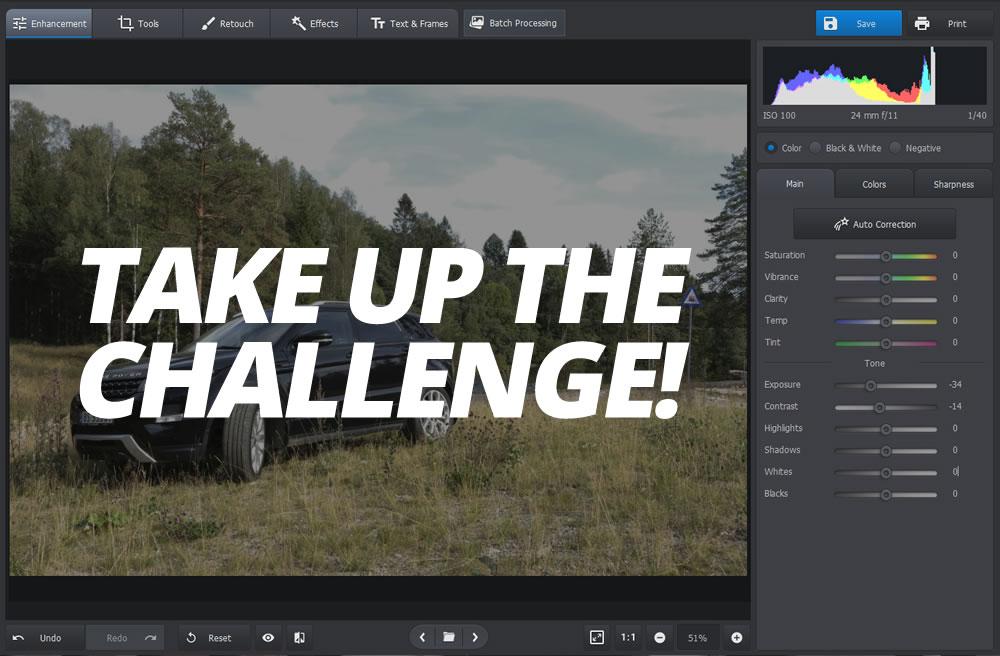 Take Up The ePHOTOzine Modification Challenge! 1