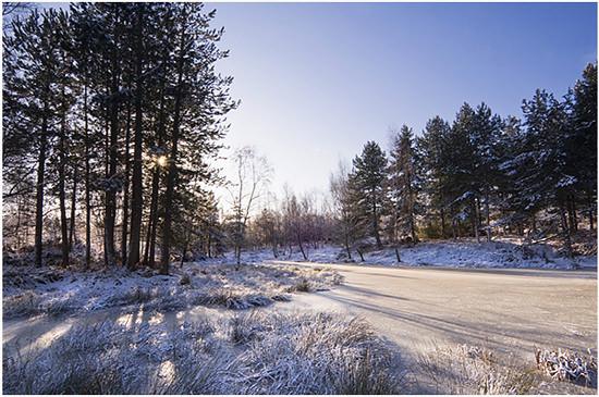 Landscape photo by Ian Badley
