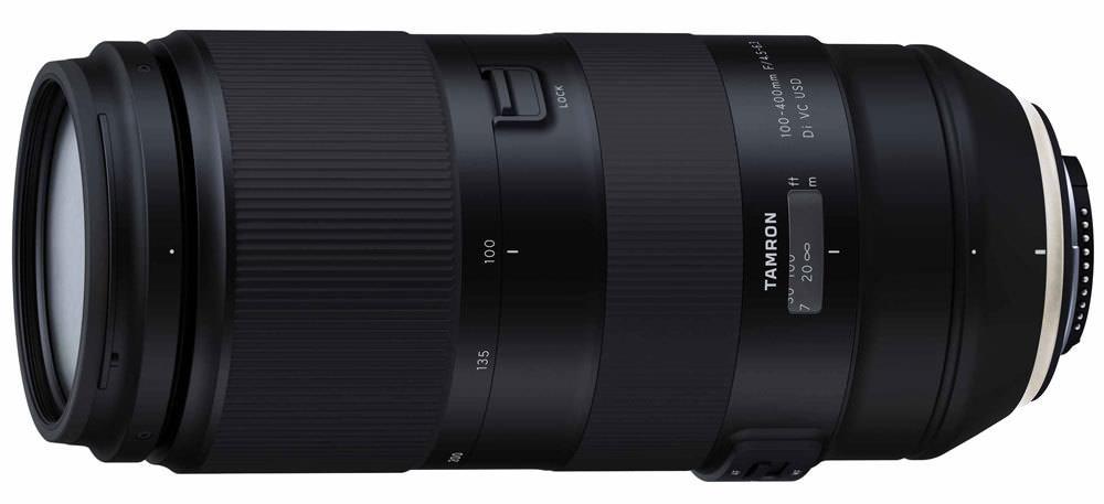 100-400mm f/4.5-6.3 Di VC USD