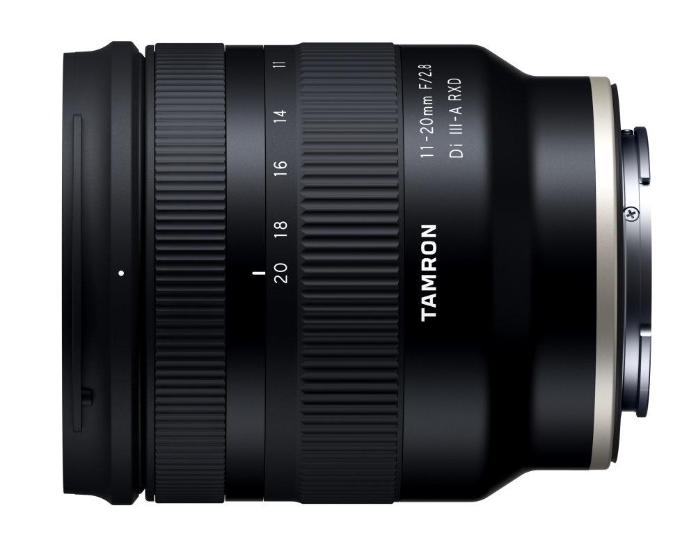 11-20mm f/2.8 Di III-A VC RXD