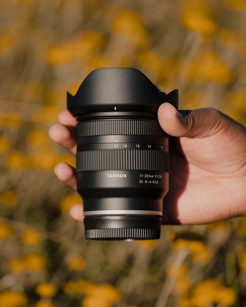 Tamron 11 20mm F 2