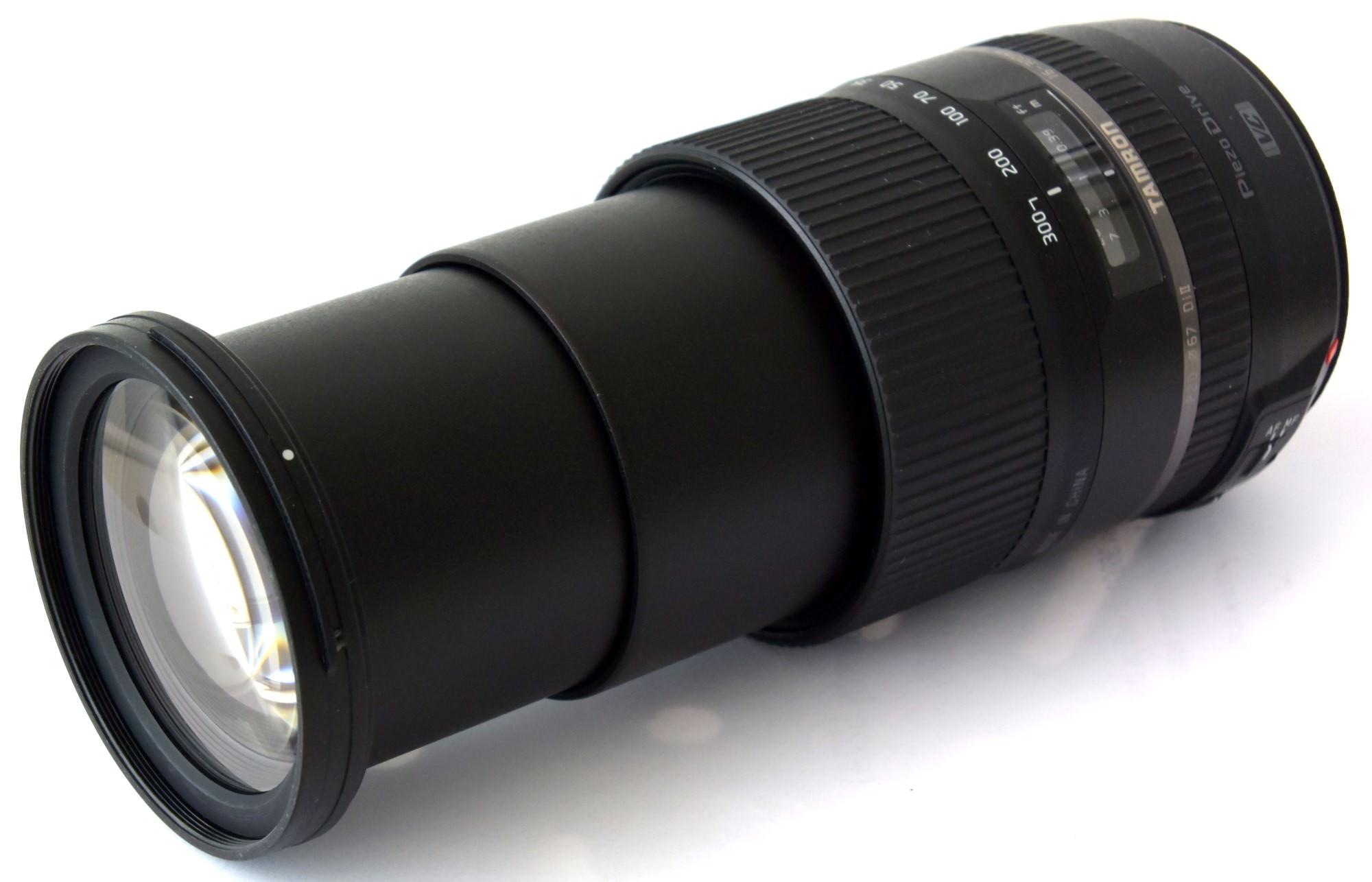 Tamron 16 300mm F 35 63 Di II VC PZD Macro Lens Expert