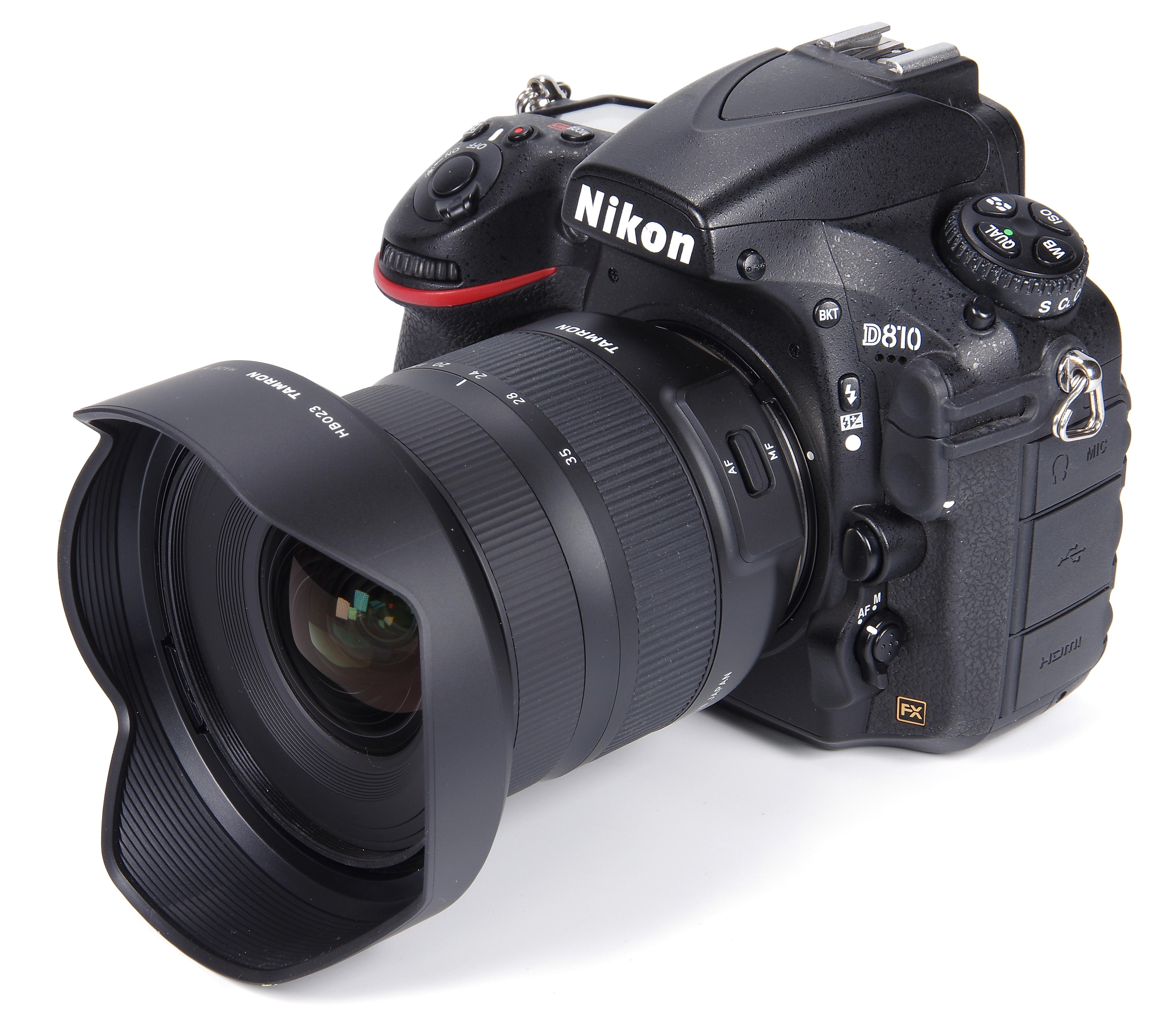 Tamron 17-35mm f/2 8-4 Di OSD Lens Review | ePHOTOzine