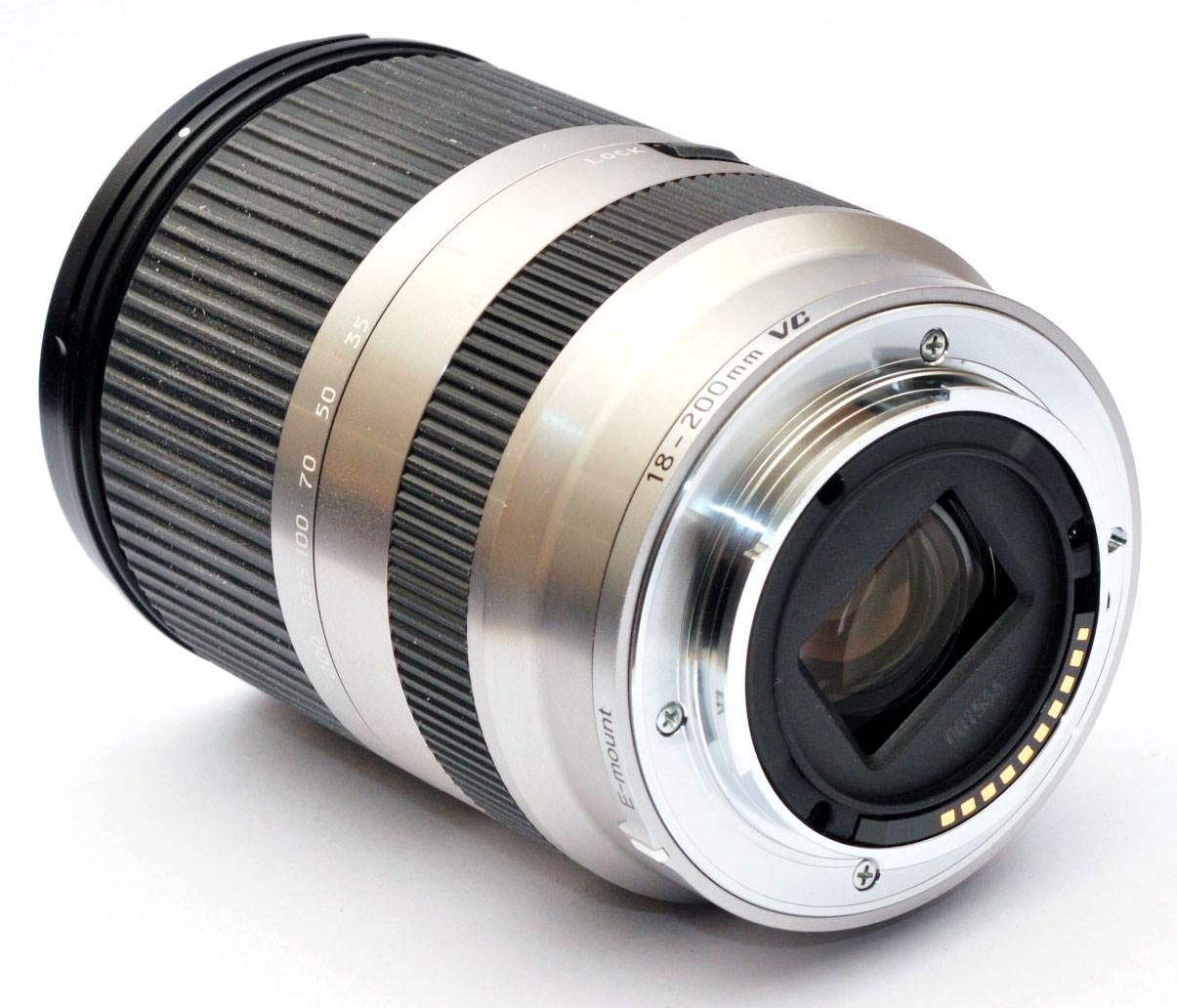 Tamron 18 200mm F 3 5 6 3 Di Iii Vc Nex Lens Review Ephotozine