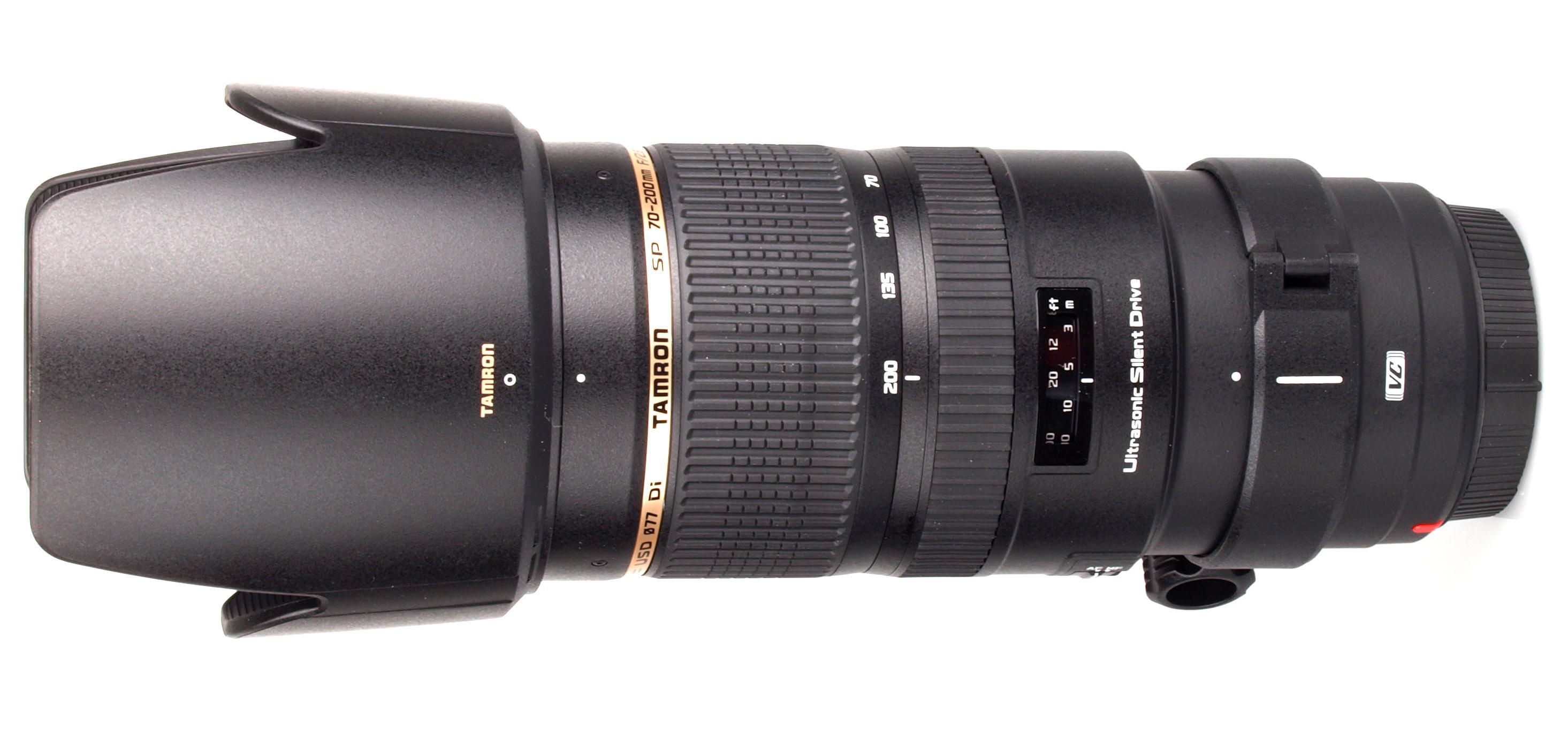 Economic Research Tamron For Nikon Sp 70 300mm F4 56 Di Vc Usd Lens