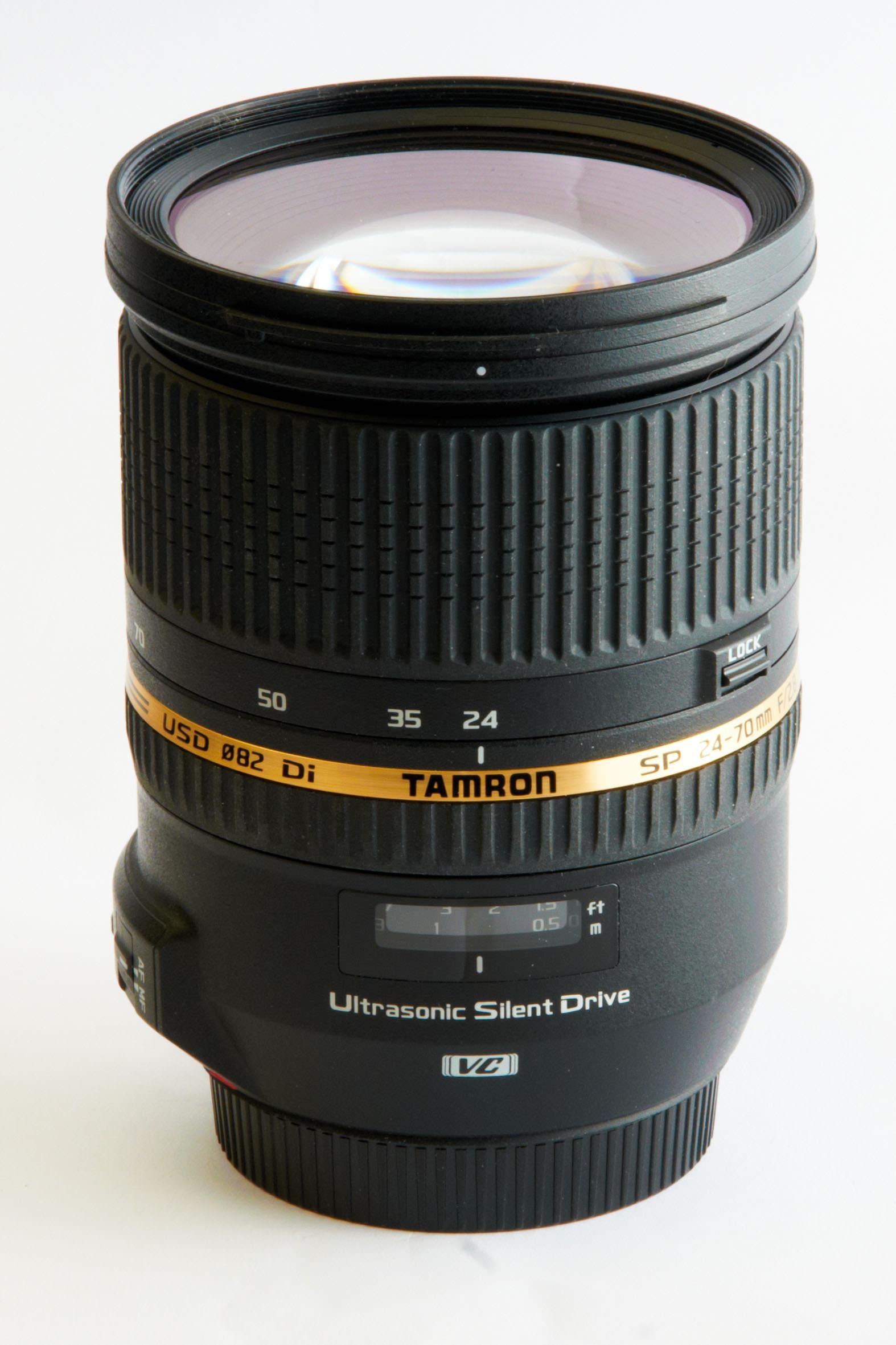 tamron sp 24 70mm f 2 8 vc usd lens review. Black Bedroom Furniture Sets. Home Design Ideas