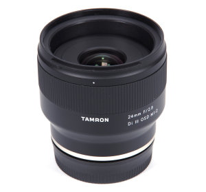 Tamron 24mm f/2.8 Di III OSD M 1:2 Review