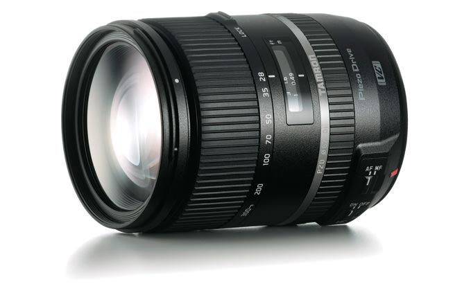 Tamron 28-300mm lens