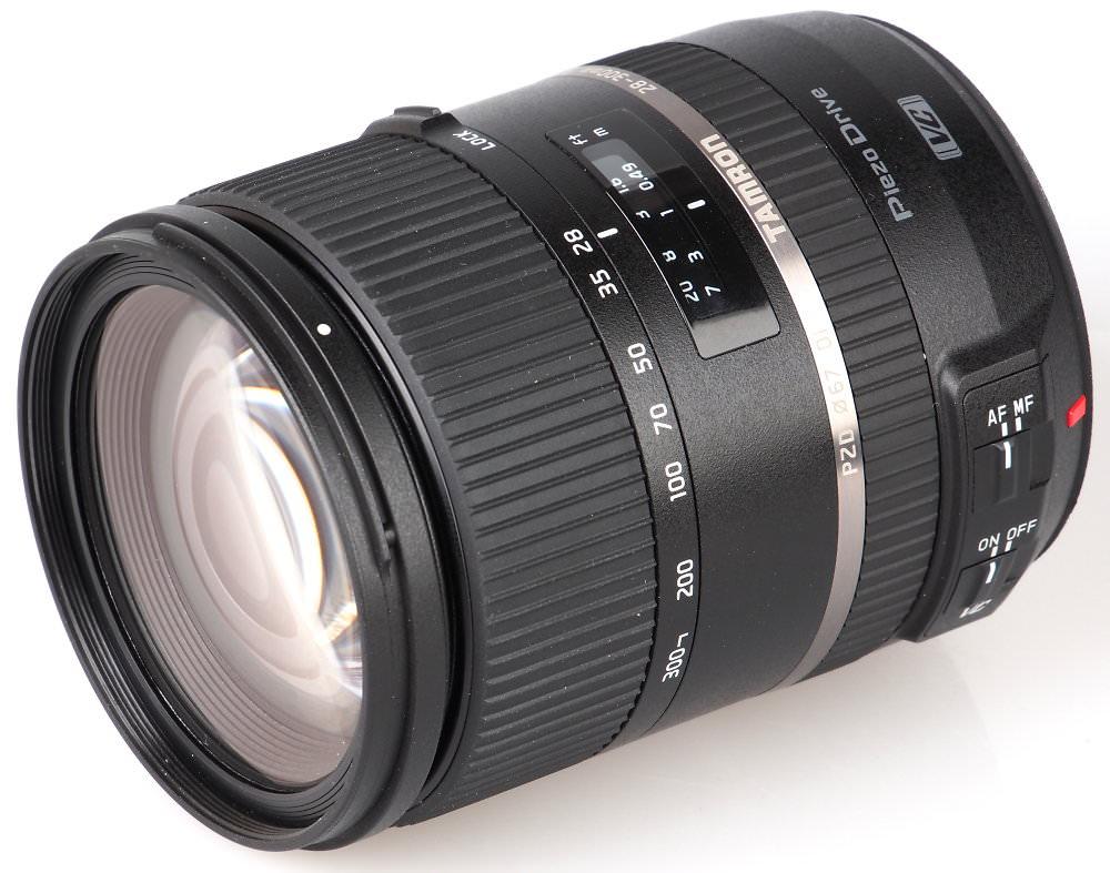 Tamron 28 300mm PZD Di Lens (1)